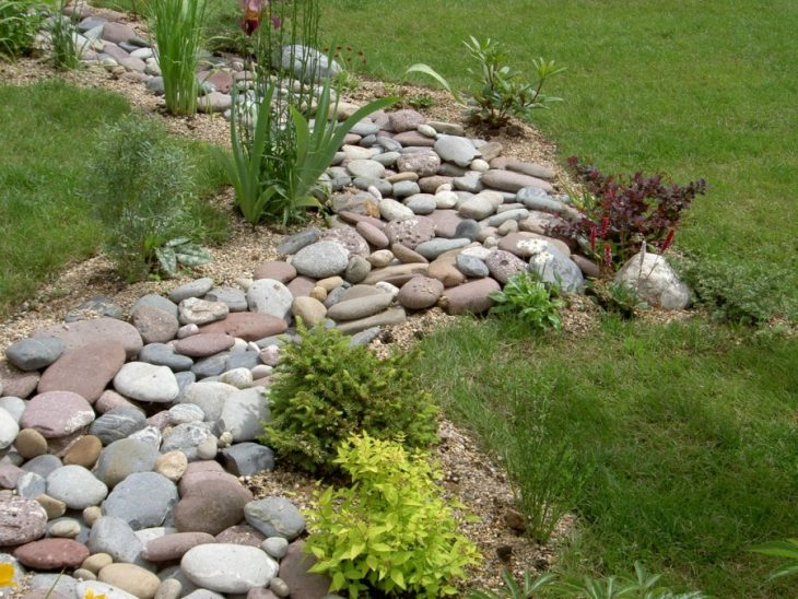 ландшафтный камень фото