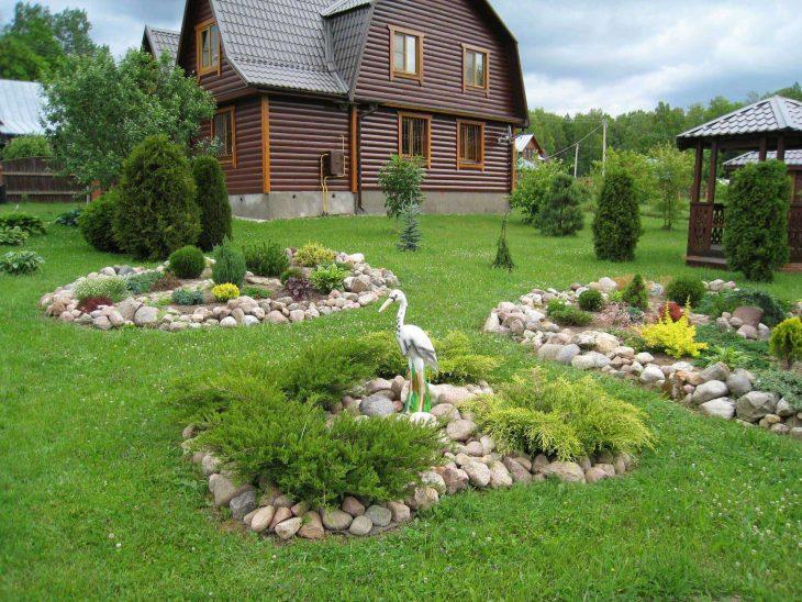 виды растений для ландшафтного дизайна