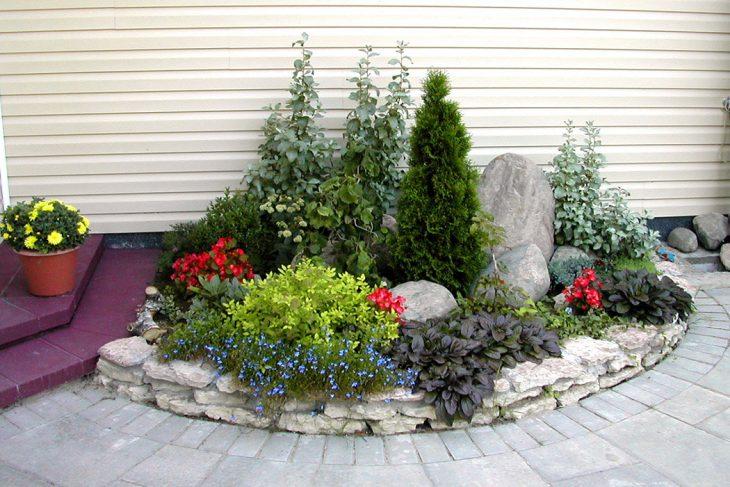 обрезка декоративных кустарников