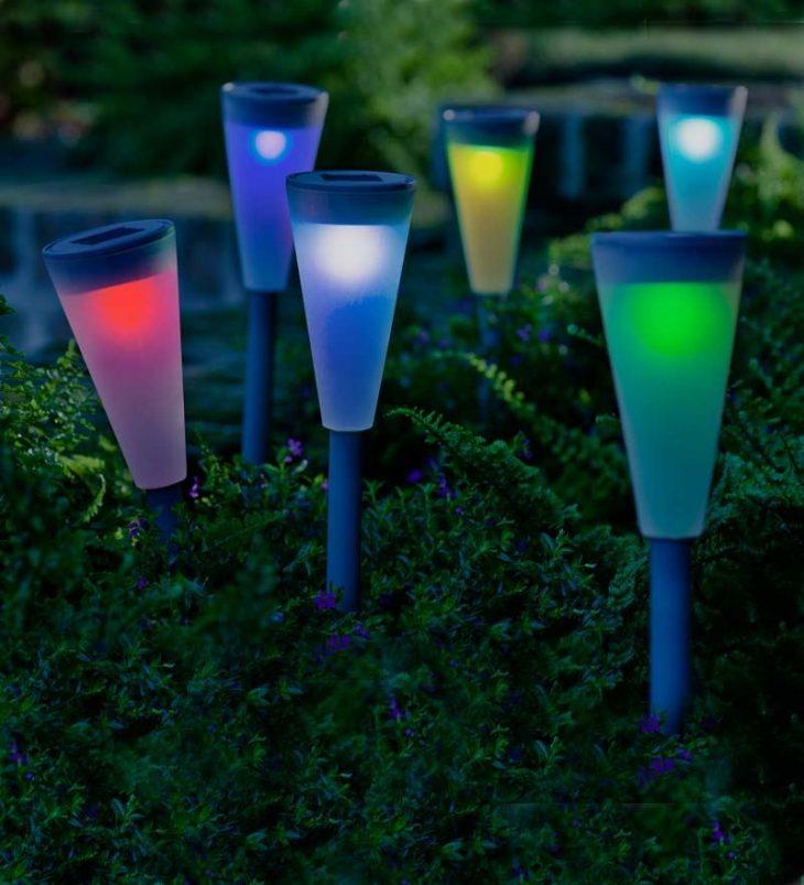 солнечные лампы для дома