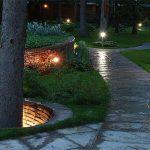 лампы освещения на солнечных батареях