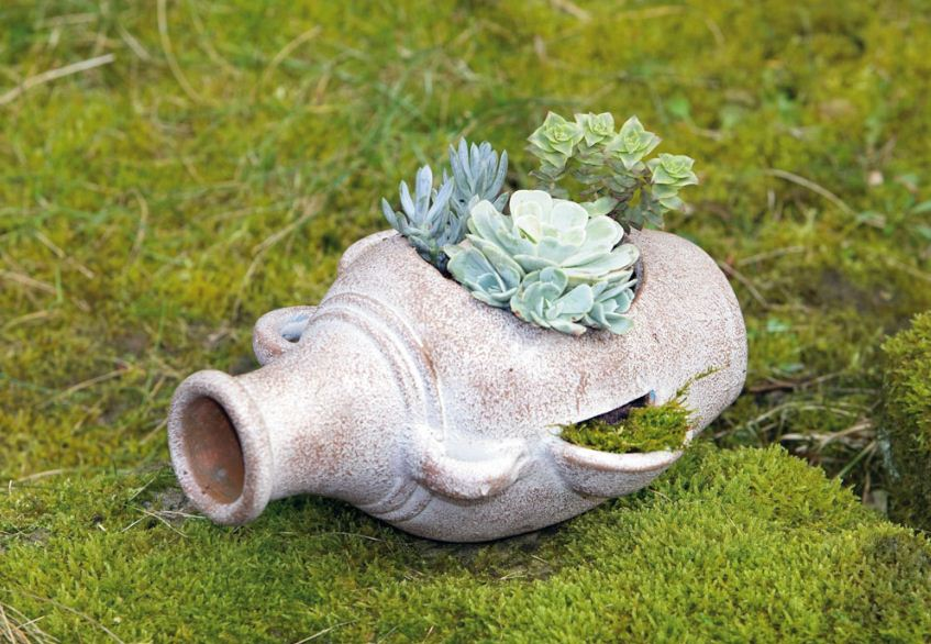 керамические горшки фото
