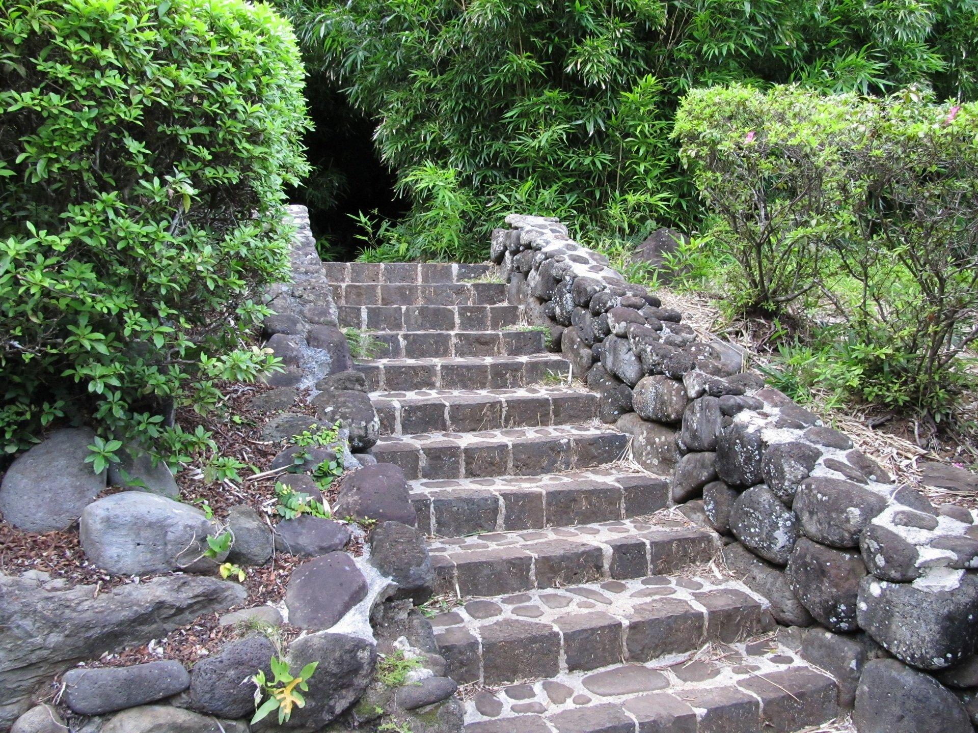 лестницы на дачных участках