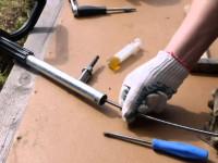 Ремонт бензокосы своими руками — основные поломки их устранение