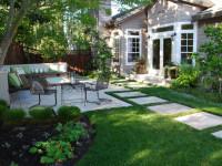 Как оформить зону отдыха во дворе — эксклюзивные идеи современного дизайна
