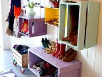 Стойка для обуви своими руками — фото инструкция и видео