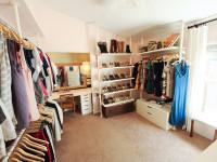 Гардеробная комната — 30 фото дизайна гардеробной