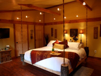 Подвесные кровати — 30 фото идей дизайна интерьера