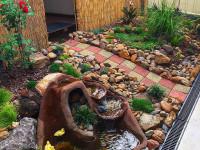 Рокарий — каменистый сад. 40 фото дизайна рокария
