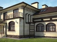 Как выбрать фасад дома? Практические советы