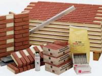 Фасадные материалы: новинки и традиционные товары для отделки