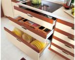 Выбираем шкафчики для кухни. 35 фото дизайнерских идей