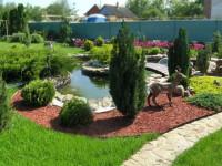 Плавательный пруд для частного дома