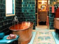 Интерьер: ванная, в которой хочется петь