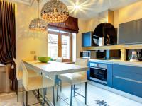 Красивый интерьер современной кухни 2019 — 80 фото лучших интерьеров кухни