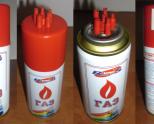 Газ в баллончиках — рентабельный товар