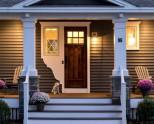 Как стильно и недорого оформить крыльцо дома своими руками: 50+ лучших идей с фото и видео