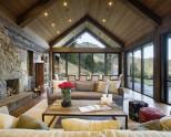 Интерьер загородного дома в современном стиле. 95 фото проекты и стили загородных домов