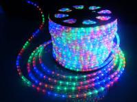 Особенности и достоинства светодиодного дюралайта