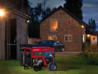 Как выбрать генератор для дачи: виды, советы, фото, мощность.