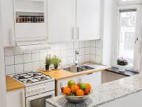 Интерьер маленькой кухни – 35 фото идей дизайна
