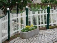 Садовые заборы и ограждения – 95 фото. Какие заборы строят на садовом участке