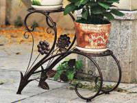 Металлические кованые изделия для дома. Оформление сада кованными изделиями