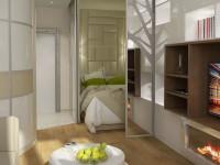 Дизайн маленькой квартиры 35 фото