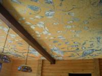 Натяжные потолки Descor, примеры дизайна потолка