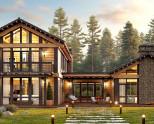 Дома из клееного бруса — надежное, респектабельное и долгосрочное жилище