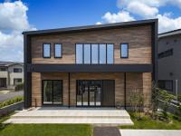 Фиброцементные панели для облицовки фасадов