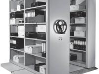 Мобильные стеллажи: современные системы складского хранения