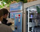 Автоматы для розлива молока и свежевыжатых соков