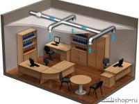 Вентиляционные системы для разных типов зданий