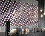 Кухонный фартук из мозаики: 100+ реальных фото интерьеров
