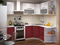 Угловая малогабаритная кухня: достоинства и недостатки, особенности планировки, реальные фото