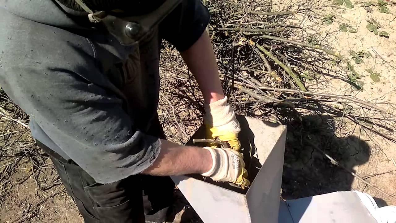 Измельчитель травы 5