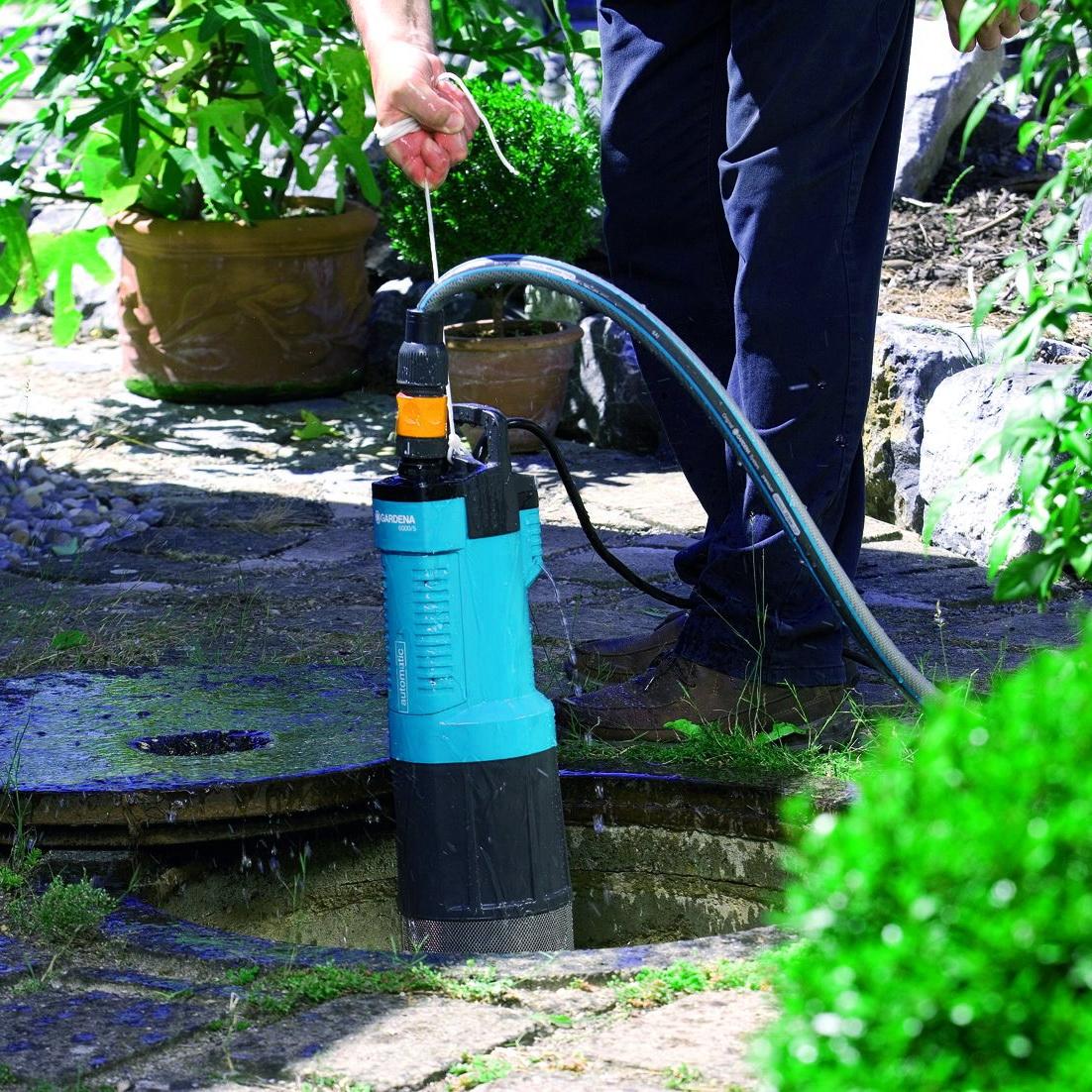 Устройство водяного насоса 4