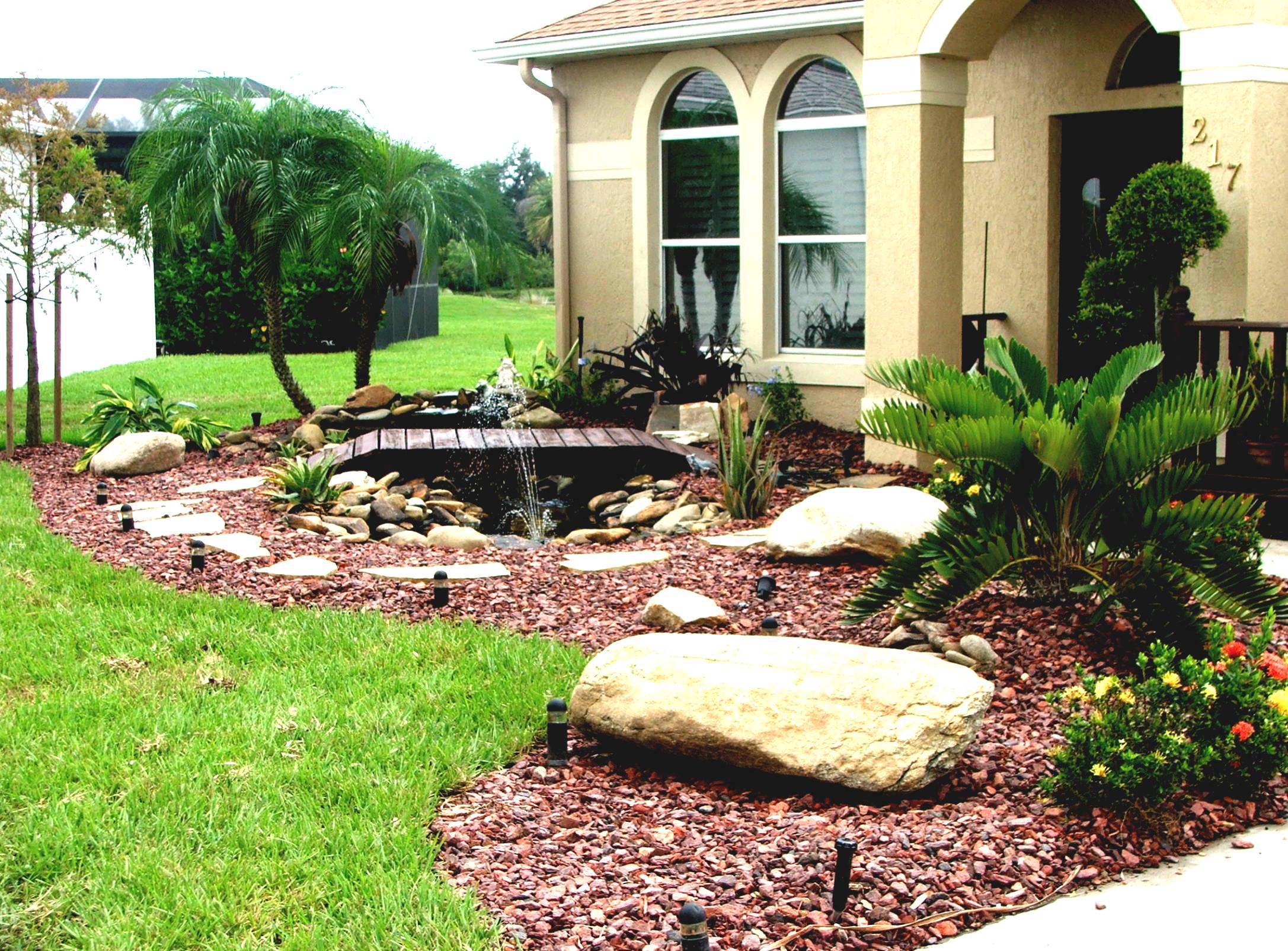 fake-landscape-rocks-home-depot-for-house-rock-landscaping-ideas-around-the-amazing-with-and-stone-front-yard-wall