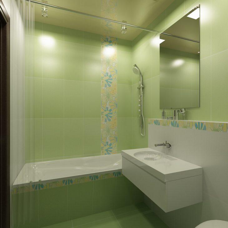ванная комната керамическая плитка фото