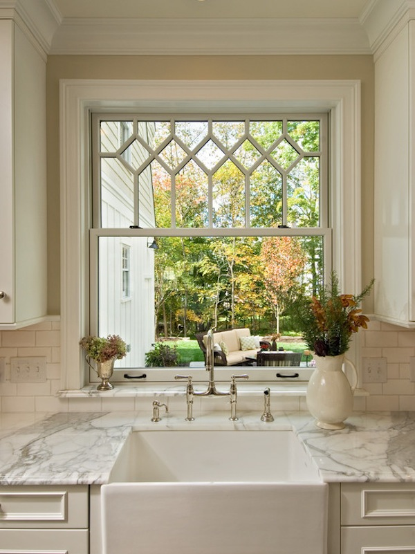 окна в современном интерьере