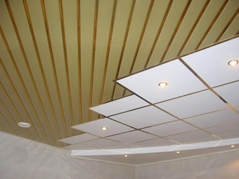 Каким сделать потолок? podolchanin.ru