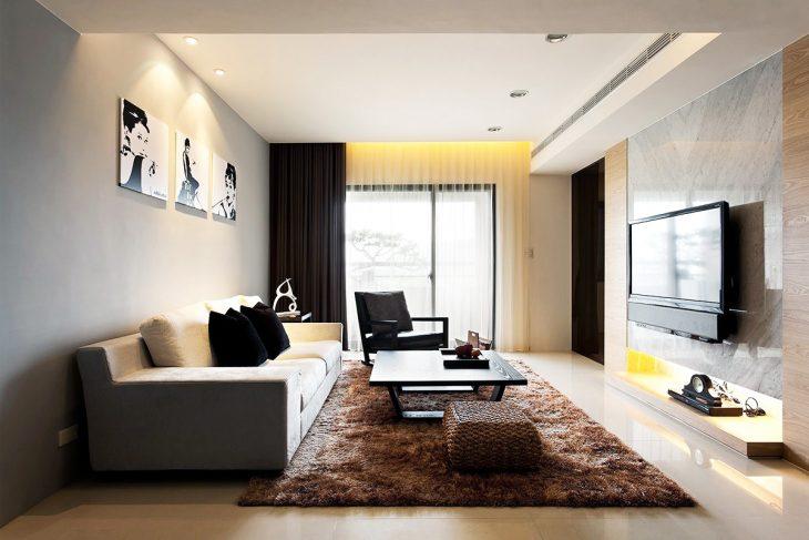 интерьер маленькой квартиры 2019 современные идеи