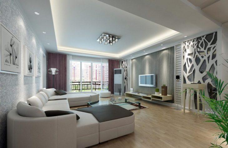 современные интересные интерьеры квартиры