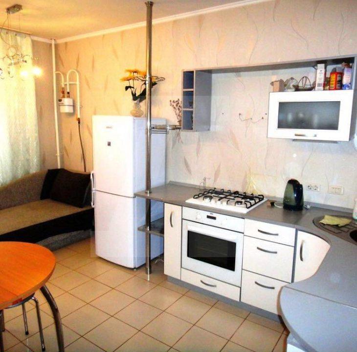 дизайн-обновление кухни