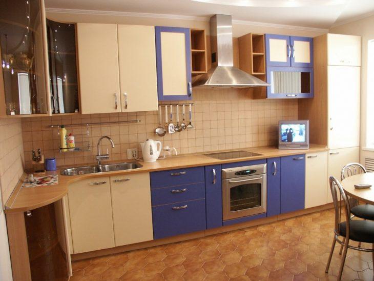 варианты ремонта кухни фото