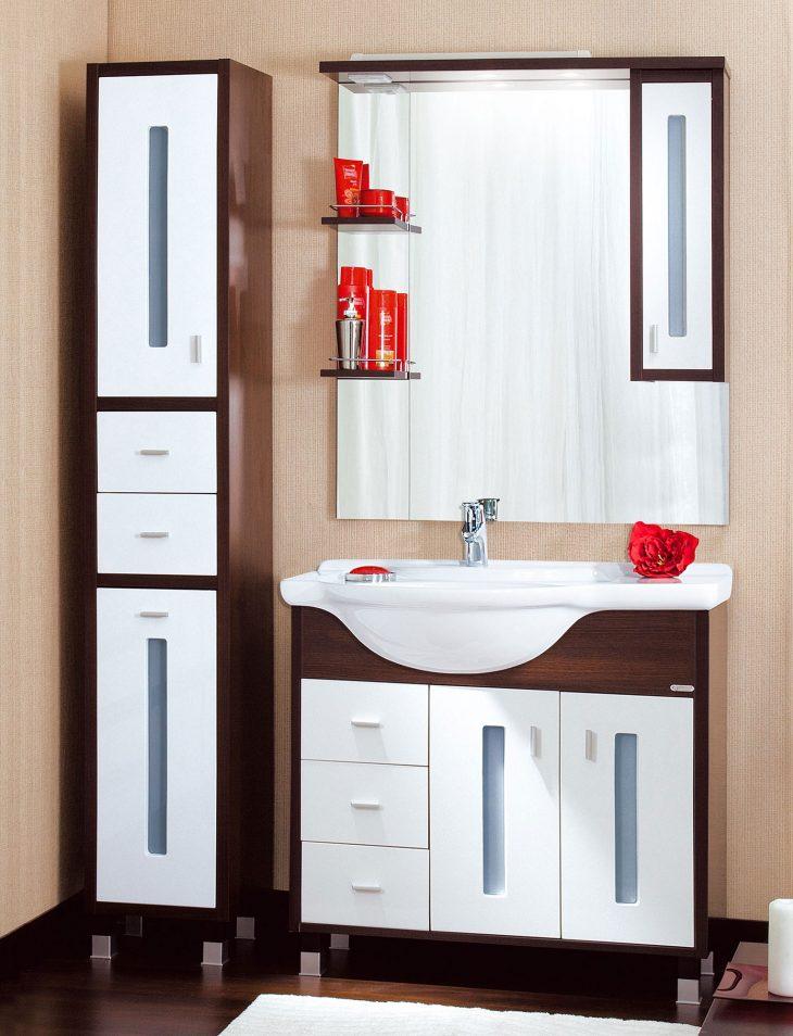 встраиваемые шкафы в ванную комнату