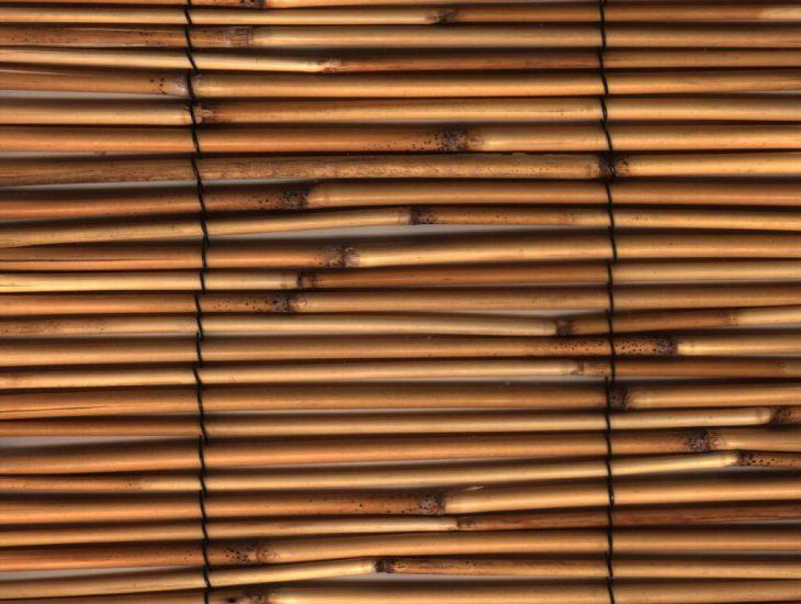 жалюзи горизонтальные бамбук