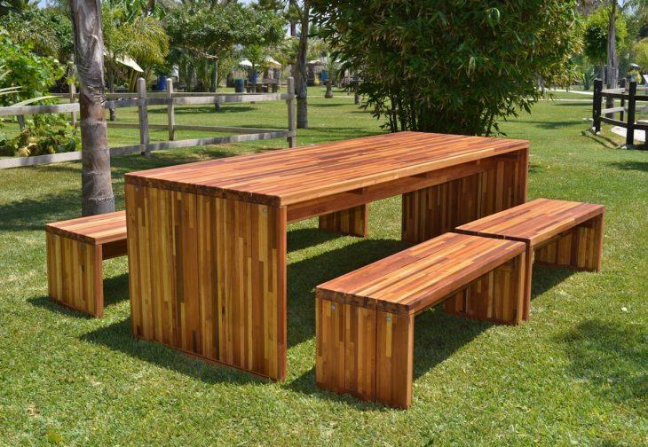 идеи для дачи мебель