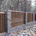 забор садовый декоративный